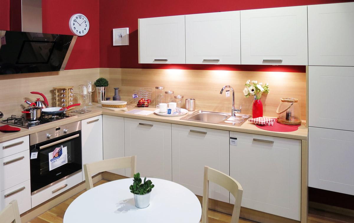 Nowoczesne Studia Kuchni Black Red White W Nowym Targu I