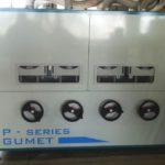 Szczotkarka serii P - P600WB4 wyposażona w cztery agregaty szczotkujące