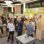 Holzbau Forum Polska_25 stoisk w przestrezni wystawienniczej