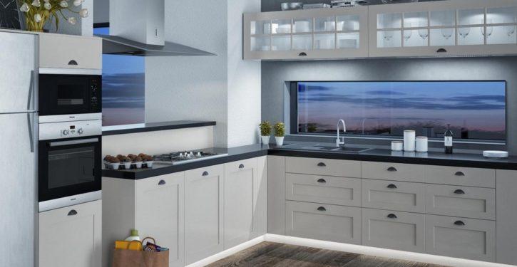 Fot. 1. Taśma Häfele LED 2043 pozwoli nie tylko na podkreślenie urody kuchennej zabudowy, ale również na stworzenie wyjątkowego klimatu w całym pomieszczeniu.