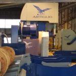 Od pięciu lat firma Janpol jest przedstawicielem firmy Artiglio w Polsce, a obok pełnego zakresu nowych maszyn tartacznych, swoim klientom oferuje także maszyny używane oraz pomoc fachowców.