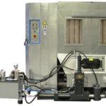 W ofercie NESTRO znajdziemy siedem modeli brykieciarek różniących się wydajnością  – od 40 do 300 kg brykietu na godzinę.