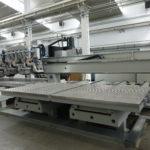 Maszyna zainstalowana w firmie BJS, u jednego z największych producentów mebli w Czechach.