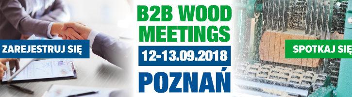 b2b wood meetings pl